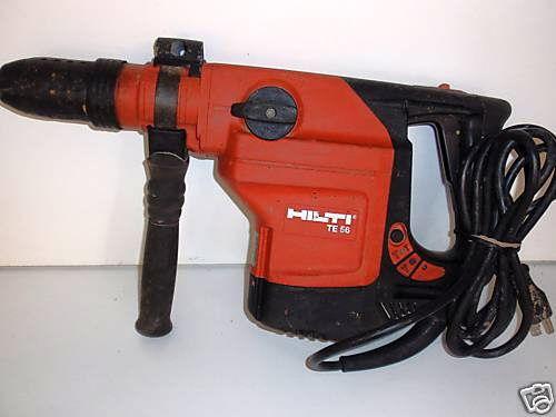 Drill Te 56 hammerrotary