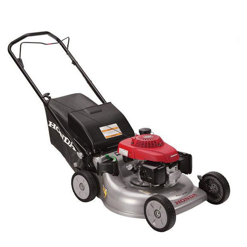 Lawn mower with catcher
