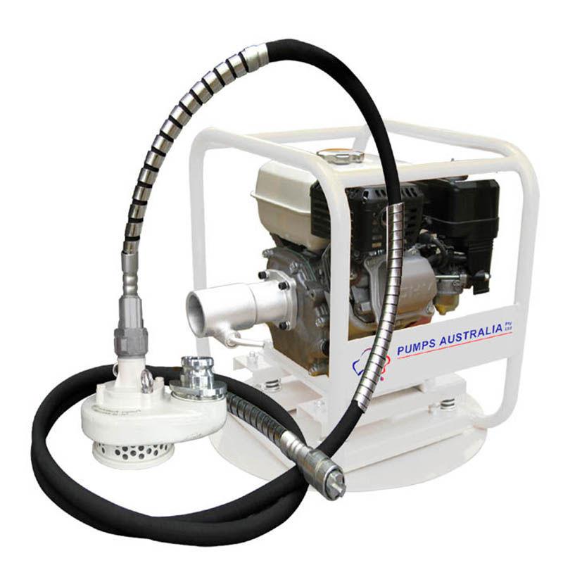 Pump flexdrive kit