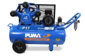 Air compressor (12 cfm Petrol)