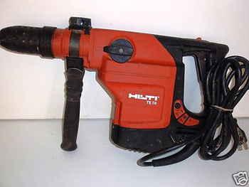 Drill (Te 56 hammer/rotary)