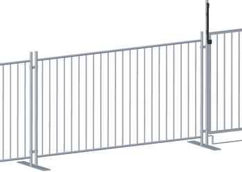Fence - pool
