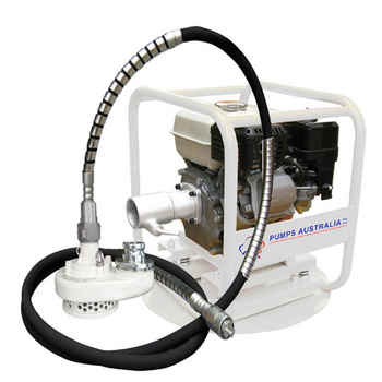 Pump flexdrive