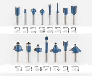 Router Bits (Assorted)