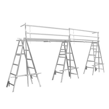 Safety system - trestles