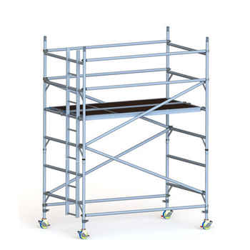 Scaffold Aluminium (3.5 metre)