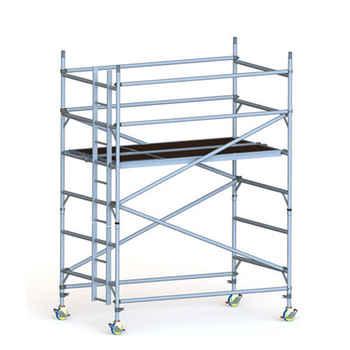 Scaffold Aluminium (4 metre)
